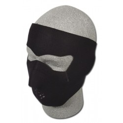 NEOPRENE MASK DEEP BLACK ZAN