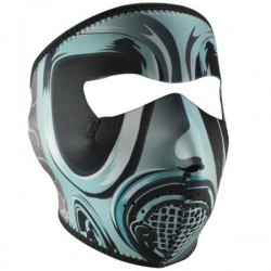NEOPRENE MASK GAS MASK