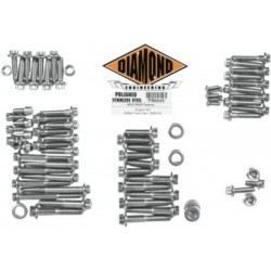 OEM STYLE SCREW KIT HARLEY DAVIDSON FXD 06-13
