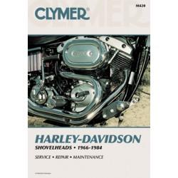 MANUAL REPARACION HARLEY DAVIDSON SHOVELHEADS 66-84