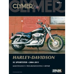 MANUAL REPARACION HARLEY DAVIDSON EVO SPORTSTER 04-11