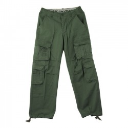 PANTALON FOSTEX STONE WASHED WORK PANTS GREEN