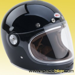 "CASCO INTEGRAL BELL ""BULLITT"" NEGRO BRILLO"