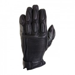 ROLAND SANDS DEZEL GLOVES BLACK