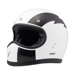 DMD RACER FLASH FULL FACE HELMET