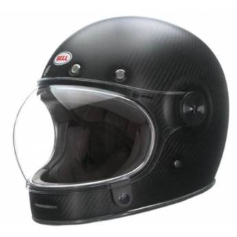 CASCO INTEGRAL BELL BULLITT CARBONO MATE