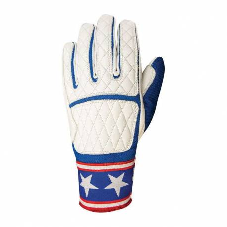 ROLAND SANDS GLOVES PERISTYLE WHITE