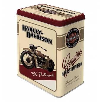 caja-metal-harley-davidson-genuine