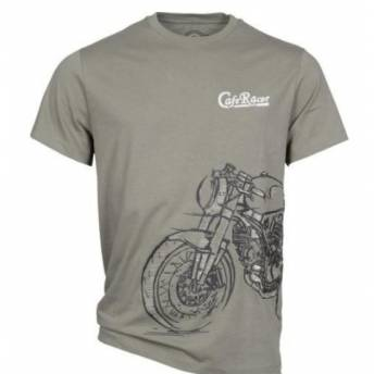 CAMISETA CAFE RACER MOTORCYCLE