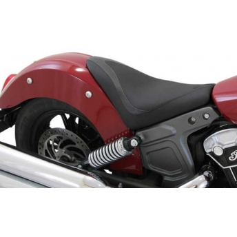 ASIENTO SOLO RUNAROUND NEGRO INDIAN SCOUT 15-18