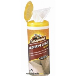 CLEAN-LEATHER WIPES AMORALL