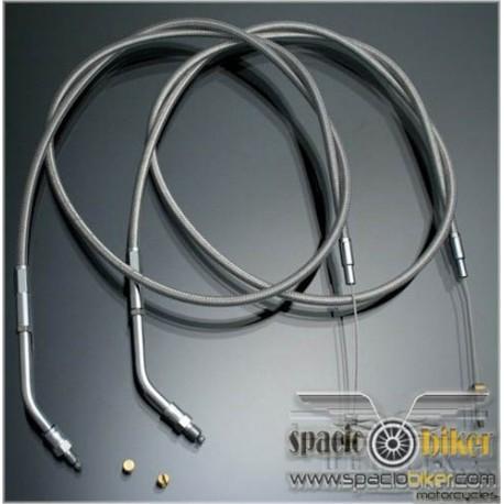Cable de acero trenzado acelerador harley davidson - Cable acero trenzado ...