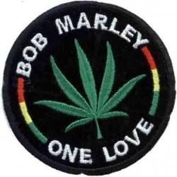 PARCHE BOB MARLEY