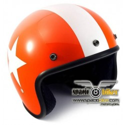"CASCO JET ""CTR-STAR"" NARANJA (OUTLET)"