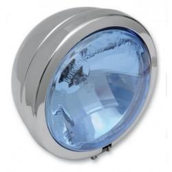 FARO AUXILIAR DIAMOND CROMADO LENTE AZUL 11.43 CM