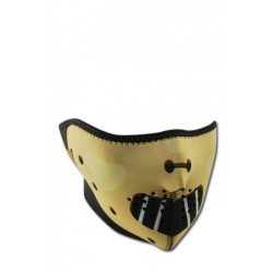 1/2 NEOPRENE FACE MASK HANNIBAL ZAN