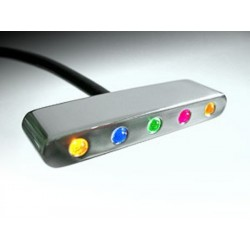 MARCADOR LED MOTOSIGN MINI PULIDO