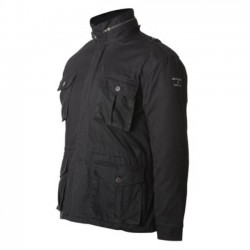 JOHN DOE JACKET BLACK KAMIKAZE KEVLAR