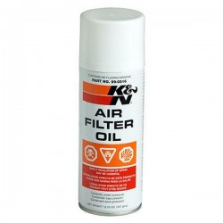 OIL K & N AIR FILTERS FOR 362 ML.
