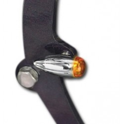 ADDITIONAL LIGHT BULLET GROOVED AMBER MINI-EXTENSION