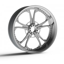 "REVTECH TIRE SOLID T-5 16 ""X 5.00"""