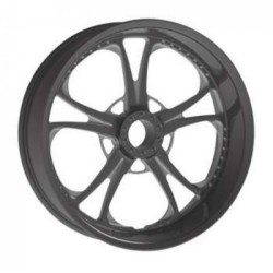 "SOLID TIRE REVTECH MIDNIGHT T-5 16 ""X 5.00"""