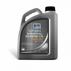 V-TWIN ENGINE OIL 20W50 MOTOR Belray / 1 LITER