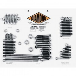 KIT SCREW 12 points HARLEY SOFTAIL 07-13