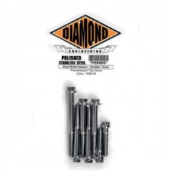 PRIMARY COVER SCREW KIT 12 points HARLEY FXST, FLST, TOURING 9