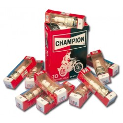 CHAMPION SPARK PLUG COPPER HARLEY EVOLUTION PLUS 1100cc 86-87