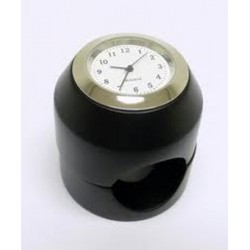 HANDLEBAR DULL ROUND BLACK WATCH