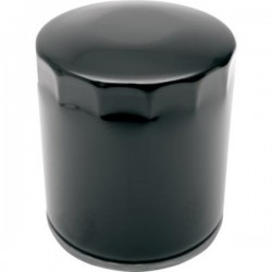 BLACK OIL FILTER HARLEY DAVIDSON V-ROD 02-13