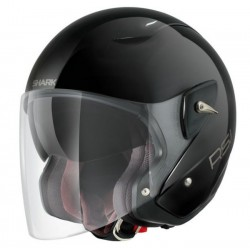 HELMET SHARK RSJ ST BLACK SHINE