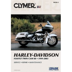 REPAIR MANUAL HARLEY DAVIDSON TWIN CAM 88 TOURING 99-05
