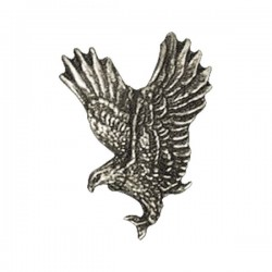 EAGLE HUNTING PIN