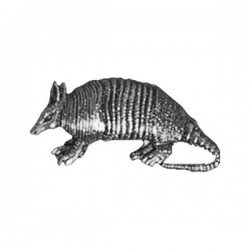 PIN LARGE ARMADILLO
