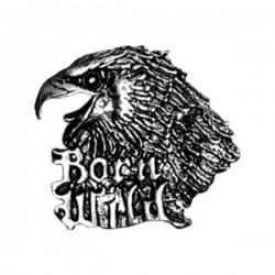 PIN BORN WILD EAGLE