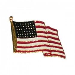 PIN AMERICAN FLAG