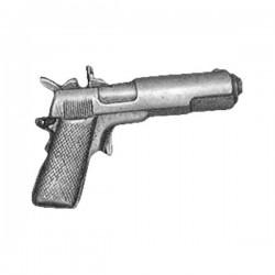 PIN PISTOL 1911