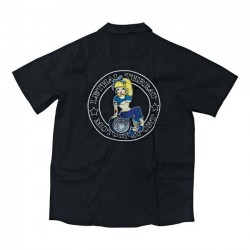 CAMISA LETHAL THREAT TIRE GIRL