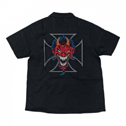 DEVIL SHIRT LETHAL THREAT