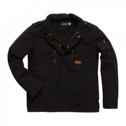 CHAQUETA JESSE JAMES BDU BLACK