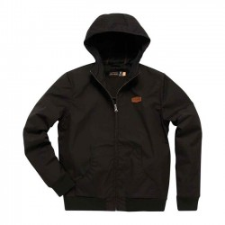 JESSE JAMES STORM JACKET BLACK INDUSTRY