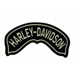 PARCHE HARLEY DAVIDSON 31 x 17 CM