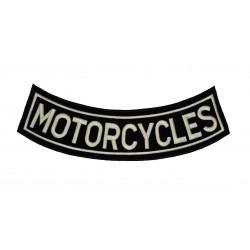 PARCHE MOTORCYCLES 30 x 7 CM