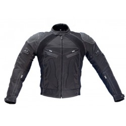 CHAQUETA CORDURA ALEX ORIGINALS MATT NEGRA