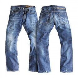 Rokker ORIGINAL REBEL JEANS BLUE LIGHT