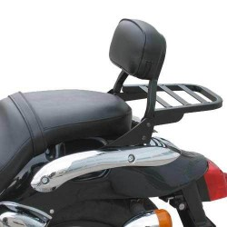 LOW BACK WITH BLACK GRILL DAELIM DAYSTAR 125