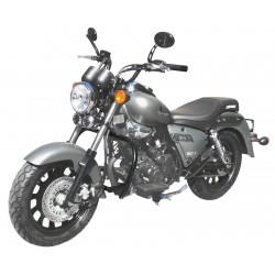 DEFENSE MOTOR KEEWAY 30MM SUPER BLACK LIGHT DARK / 125 LE