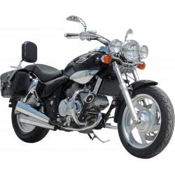 BLACK 32MM MOTOR DEFENSE VENOX KYMCO 250